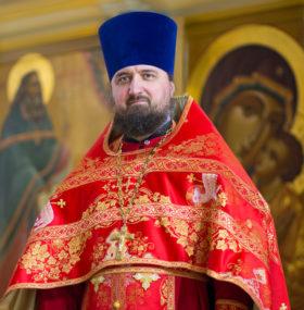 Благочинный церквей Богородского округа протоиерей Марк Ермолаев