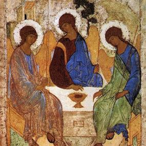 Прот. Александр Мень. <b>День Святой Троицы.</b>