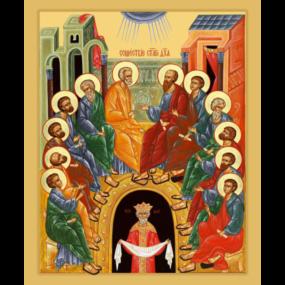 Свт. Лука (Войно-Ясенецкий). <b>День Святого Духа</b>