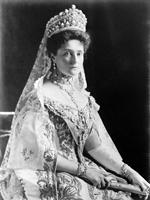 Императрица Российской империи Александра Фёдоровна Романова (6 июня 1872 - 17 июля 1918)
