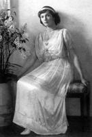 Великая княжна Татьяна Николаевна Романова (10 июня 1897 - 17 июля 1918)
