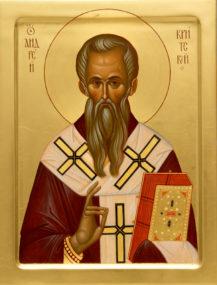 Cвятитель Андрей, архиепископ Критский