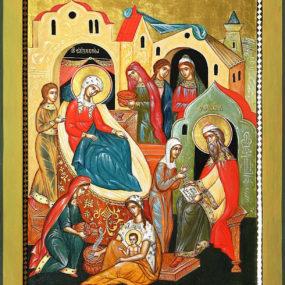 Схиархим. Кирилл (Павлов). <b>Рождество Иоанна Предтечи.</b>