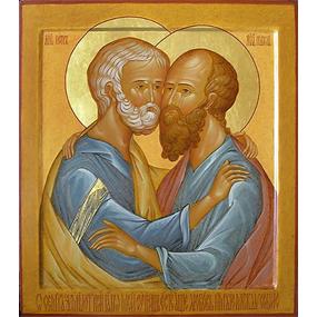 Прот. Алексей Уминский. <b>День святых апостолов Петра и Павла</b>
