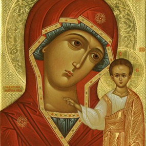 Церковь празднует явление иконы Пресвятой Богородицы во граде Казани