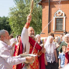 День памяти Пророка Илии в Свято-Никольском храме