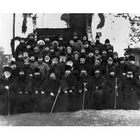 Заключенное духовенство на Соловках
