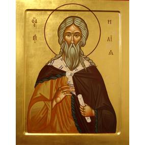 <b>2 августа 2016 года</b> — Святой Пророк Илия