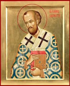 Святитель Иоанн Златоуст, Константинопольский, архиепископ