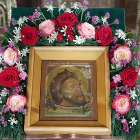 Икона Усекновение главы Пророка и Предтечи Иоанна