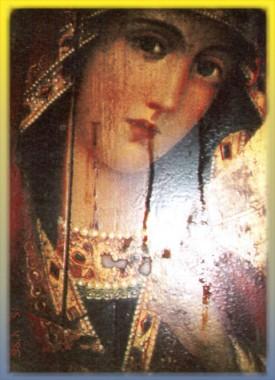 Мироточивая Иверская икона Божьей Матери, Монреаль