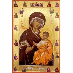 <b>26 октября 2016 года</b> &#8212; Иверская икона Божией Матери