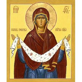 <b>14 октября 2016 года</b> — Покров Пресвятой Владычицы нашей Богородицы
