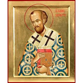 <b>26 ноября 2016г.</b> &#8212; Святитель Иоанн Златоуст, архиепископ Константинополя