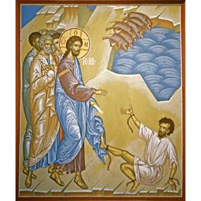 Исцеление гадаринского бесноватого (Лк. 8, 26-39)