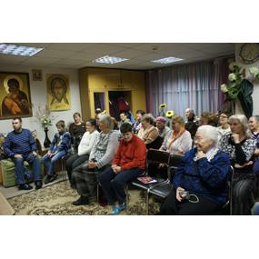 Пушкинский вечер литературно-музыкального театра под руководством А.В.Смородины