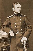 Леонид Чичагов, российский офицер артиллерии,