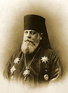 Архиепископ Серафим (Чичагов), 1912 год.