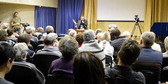 4 декабря 2016 года в Большой Гостиной Дома Учённых состоится встреча с Феликсом Разумовским