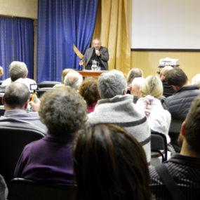 4 декабря 2016 года - встреча с Феликсом Разумовским