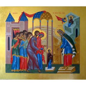 Слово в день <b>Введения во храм Пресвятой Богородицы</b> свт.Луки (Войно-Ясенецкого)