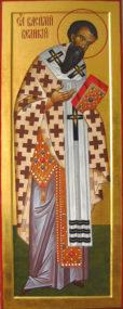 Святитель Василий Великий, архиепископ Кесарийский (Каппадокийский)