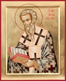 Святой апостол от 70-ти Иаков, брат Господень по плоти