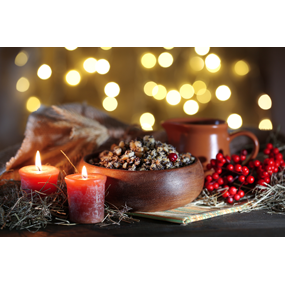 Приглашаем вас праздничную Рождественскую трапезу