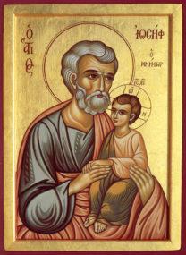 Праведный Иосиф, Обручник Пресвятой Богородицы
