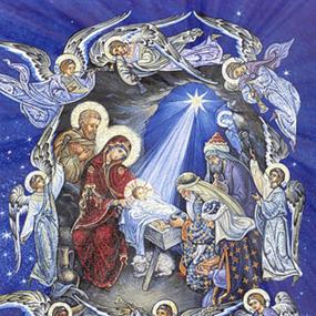 <b>8 января 2017 года</b> — Попразднство Рождества Христова