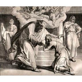 Поучение в <b>Прощеное Воскресение</b>
