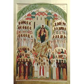 <b>10 февраля 2019 года</b> &#8212;  Собор новомучеников и исповедников Церкви Русской.