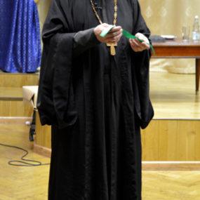 Лекция иеромонаха Димитрия (Першина)