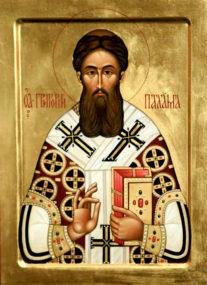 Святитель Григорий Палама, архиепископ Солунский (Фессалоникийский)