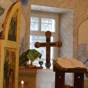 Божественная Литургия. Вербное воскресенье. Вход Господень в Иерусалим.