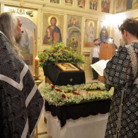 Утреня с погребением Плащаницы. Великий Пяток.
