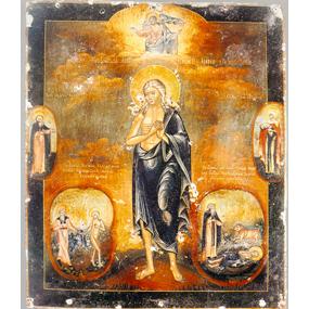<b>2 апреля 2017 года</b> &#8212; Преподобная Мария Египетская.