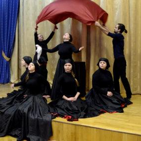 Спектакль «Константин Богородский». Ногинский молодёжный театр «МЫМ».
