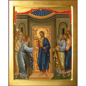 <b>23 апреля 2017 года</b> &#8212; Воспоминание уверения апостола Фомы