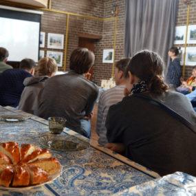 Встреча с организаторами проекта «Богородский 209-й пехотный полк»