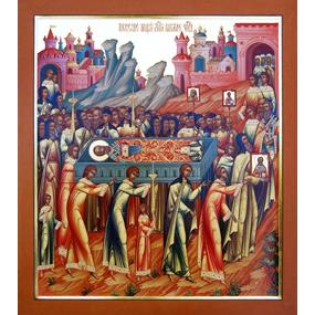 <b>22 мая 2017 года</b> &#8212; Перенесение мощей святителя Николая
