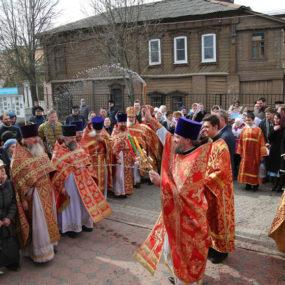 Визит Митрополита Ювеналия в Богородское благочиние