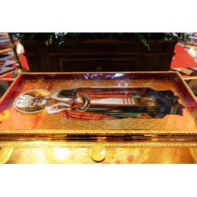 Обращение Святейшего Патриарха Кирилла по случаю принесения мощей святителя Николая