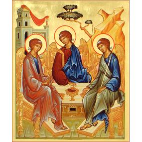 <b>4 июня 2017 года</b> — Пятидесятница. День Святой Троицы.