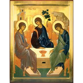 Поучение в <b>день Святой Троицы</b> архим. Иоанна (Крестьянкина)