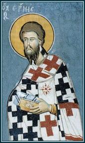 Апостол от 70-ти Ерм (Ермий), епископ Далматский