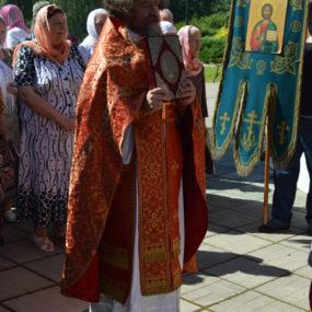День память пророка Илии в Свято-Никольском храме в селе Макарово.