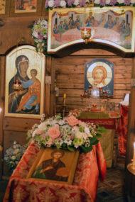 Храм Великомученика и Целителя Пантелеимона (город Черноголовка).