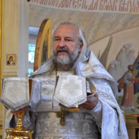 Преображение. 19 августа 2017 года. Свято-Никольский храм (с.Маеарово).