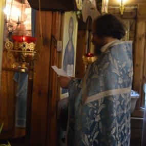 Молебен на начало учебного года. 30 августа 2016 года. Храм Великомученика и Целителя Пантелеимона (г.Черноголовка).